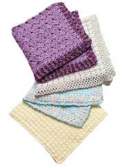 Quick Stitch Baby Blankets