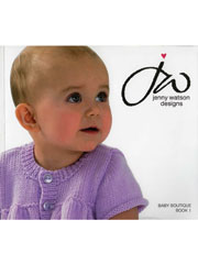 Baby Boutique Book 1 Knit Patterns
