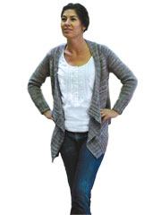 Effortless Cardigan Knit Pattern