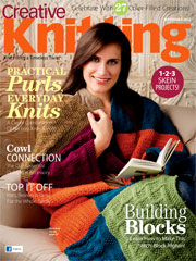 Creative Knitting September 2012