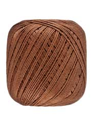 Omega Cotton Thread #5 - Cocoa