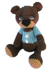 Simply Cute Bear Crochet Pattern