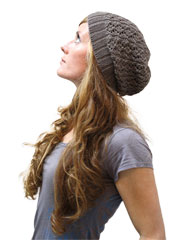 Pasha Hat Knit Pattern