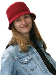 Felted Bucket Hat Knit Pattern