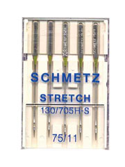 Stretch Yellow Band Needles