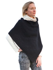 Andora Cape Knit Pattern