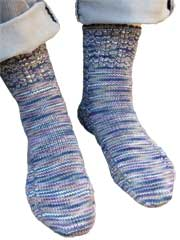 Cotty Socks Knit Pattern