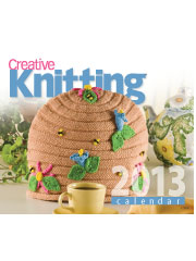 Creative Knitting 2013 Calendar
