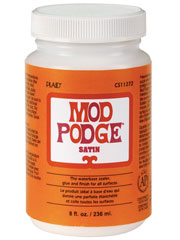Mod Podge� Satin 8 oz.