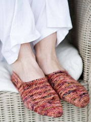 Turkish Bed Socks Knit Pattern