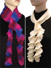 Frill Seeker Scarves Pattern Pack