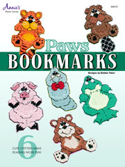 Paws Bookmarks