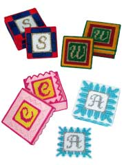 All Seasons Monogram Sets Pattern Pack