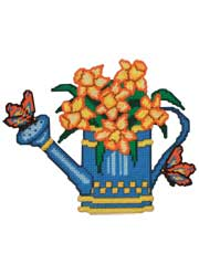Butterfly Watering Can Kit