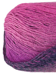 Universal Yarn Poems Sock Pulsar