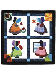 Sunbonnet Sue's Favorite Quilt Designs Pattern