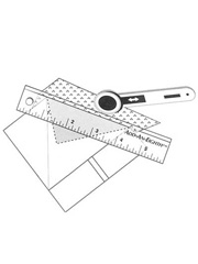 Add-A-Quarter� Ruler