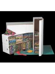 SAR� Fat Quarter Organizer