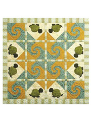 Turtle Trail Quilt Pattern