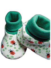 Baby Bootie #5 Sewing Pattern
