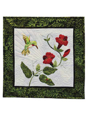 Hummingbird Delight Quilt Pattern