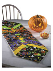 Trick or Treat Table Runner Pattern