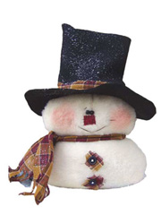 Brando Snowman Sewing Pattern