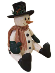 Mr. Frost Sewing Pattern