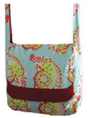 Messenger Bag Sewing Pattern