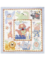 Noah & Friends Quilt Pattern
