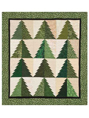 Into the Woods Quilt Pattern