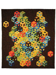Stacks3 Quilt Pattern