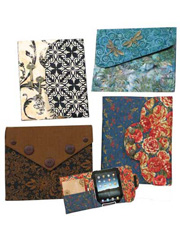 I-Cozy Palooza Tablet Cover Sewing Pattern