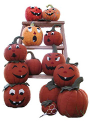 Punkin Heads Sewing Pattern