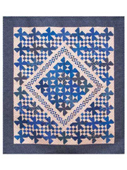 Blue Me Away Quilt Pattern