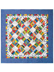 Cheerios Quilt Pattern