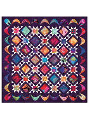 Jewel Patch Quilt Pattern