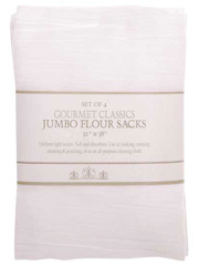 Flour Sack Towels - 4/pkg.