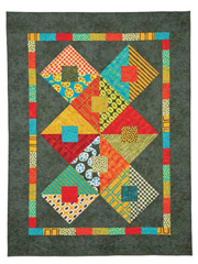 Road Not Taken Quilt Pattern