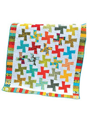 Color in Motion Quilt Pattern
