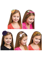 Fun & Easy Flower Headbands