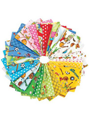Welcome to Bear Country! Fat Quarters - 29/pkg.
