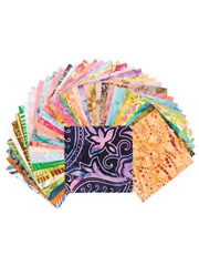 Basically Batik Charm Pack - 40/pkg.