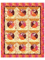 Socks and Dots Quilt Kit or Pattern