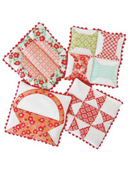 Table Trivets Sewing Pattern