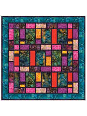 Evening at Tiffany's Quilt Kit