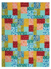 Patch Envy Quilt Pattern