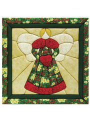 Christmas Angel Quilt Magic Kit