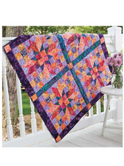 Stellar Beauty Quilt Pattern
