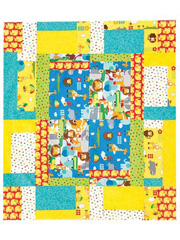 Broken Windows Quilt Pattern